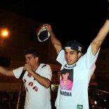 Pitico, ex-vereador e pai de Pitiquinho apoiou diretamente a vitoriosa campanha do novato. (Foto: Edimilson Soares)