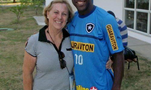 Botafogo treina mais uma vez em Saquarema