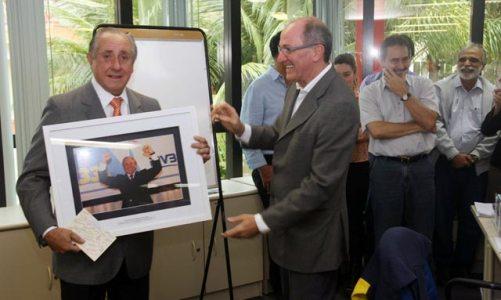 Ary Graça assume a presidência da Federação Internacional de Voleibol