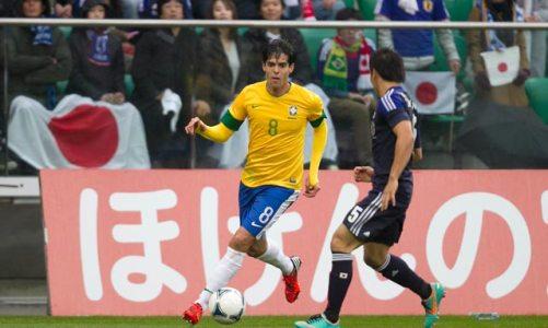 Mano tem time-base com a volta de Kaká