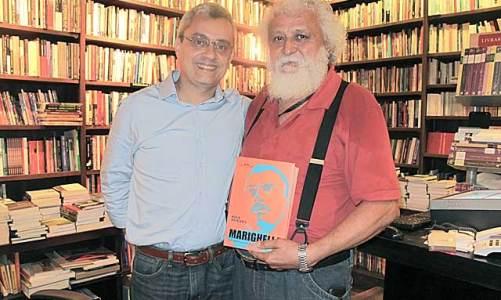 Lançamento do livro Marighella