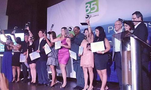 Jornal O Saquá no 3º Prêmio Petrobras de Jornalismo Bacia de Campos