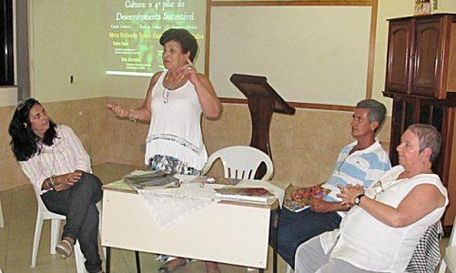 Cultura e Sustentabilidade encerram o III Ciclo de Palestras da ASL