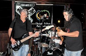 O II Blues Instrumental in Saquá, promovido pelo CACS no Lake's Shopping, foi um dos shows de alto nível