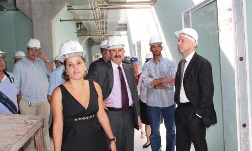 Hospital de Bacaxá será inaugurado em 2013