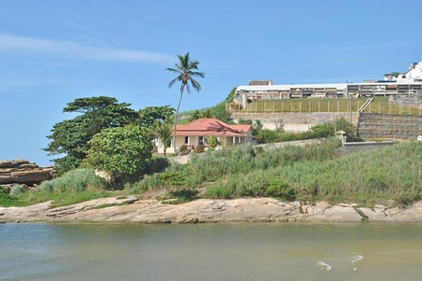Situada no Morro da Igreja, a Casa do Mar será referência em estudos do ambiente marinho (foto: Agnelo Quintela)