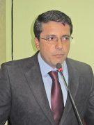 Rodrigo Borges, presidente da Comissão de Meio Ambiente da Câmara