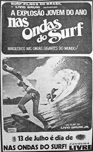 O filme documentário sobre  os principais campeonatos do  esporte em ascensão na década  de 70, que teve a fundamental participação de Maraca em todo processo de criação e produção