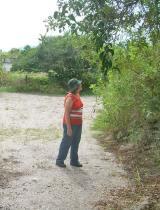 Vistoria no Sambaqui  de Manitiba