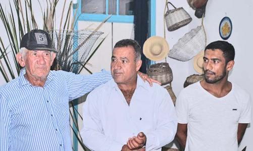 Pescadores de Saquarema em exposição na Casa de Cultura