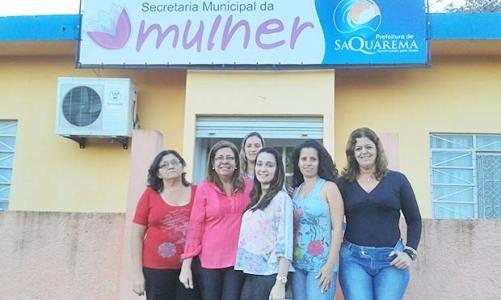 Secretaria Municipal da Mulher contra violência