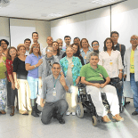 Representantes dos fóruns das Agendas 21 dos 14 municípios do Conleste (Foto: Ana Paula)