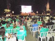 A Conferência Estadual de Cultura realizou-se na Fundição Progresso, na Lapa,  com participação de vários municípios do Estado do Rio de Janeiro (Foto: Dulce Tupy)