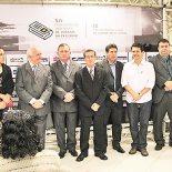 Os representantes da ADJORI-Brasil e das ADJORI estaduais na abertura do evento realizado no município de Armação de Búzios (Foto: Edimilson Soares)