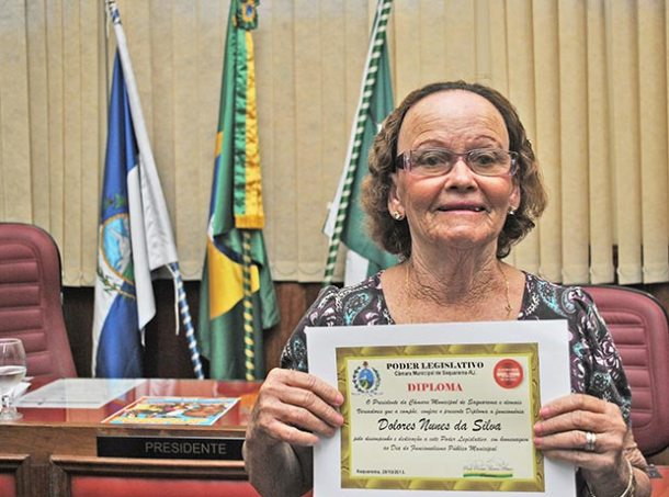 Dolores Nunes da Silva (Foto: Agnelo Quintela)