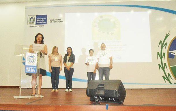 Evento realizado no Rio (Foto: Divulgação/Facebook)