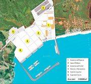 Projeto do Terminal Ponta Negra (Foto: DTA Engenharia)