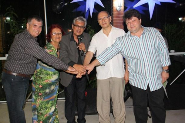 Nova diretoria da AMAIS (Foto: Divulgação)