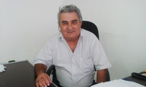 Zequinha, prefeito interino de Saquarema