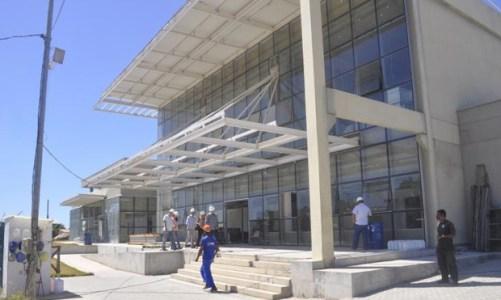 Novo hospital fica pronto em 8 de maio
