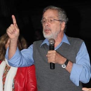 Peregrino abriu comitê no Porto da Roça