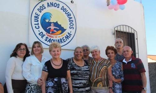 Clube dos Anos Dourados inaugura nova sede