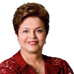Dilma, a 1ª presidenta mulher
