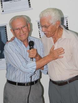 Os ex-prefeitos Jurandyr e Porphírio baluartes da nossa história política