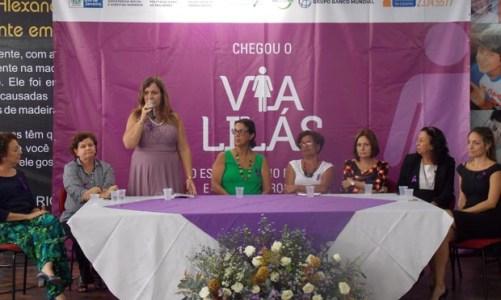 Mulheres conquistam mais  espaço na sociedade brasileira