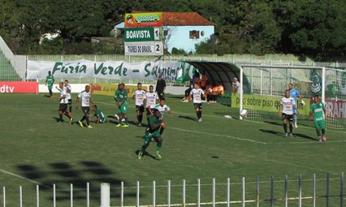 Boavista ainda tem que lutar para permanecer na Série A