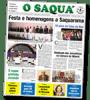 O SAQUÁ 186 - Maio/2015