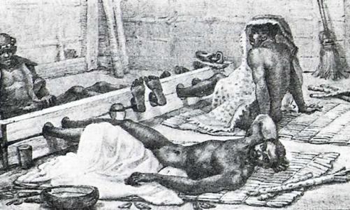O quilombo de Bacaxá