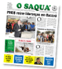 O SAQUÁ 188 - Julho/2015