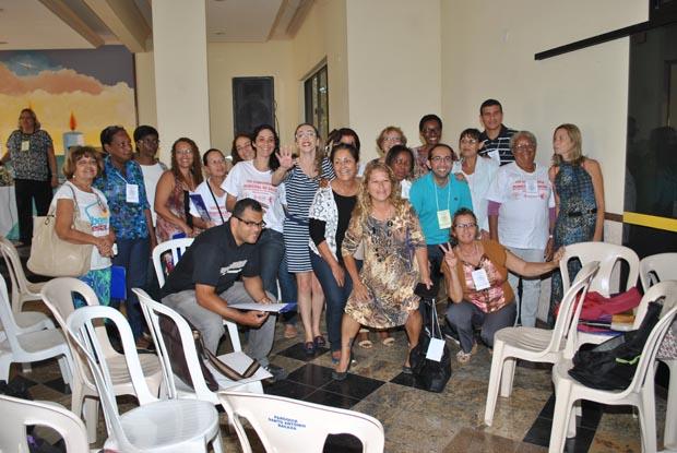 Num clima de colaboração, os grupos de trabalho se reuniram para aprovar as propostas que os delegados levarão à Conferência Estadual de Saúde