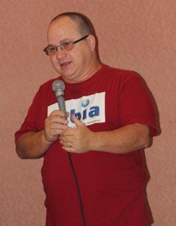 Vilmar Berna, o jornalista e ambientalista premiado pela ONU, que idealizou o prêmio