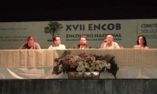 XVII Encontro Nacional de Bacias Hidrográficas foi em Goiás