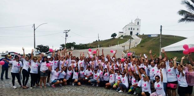 A conscientização do Outubro Rosa, sobre o câncer de mama, motivou o Novembro Azul, sobre o câncer de próstata (Agnelo Quintela)