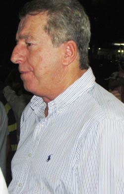 """Ex-prefeito envolvido com o caso da """"Máfia das Ambulâncias"""" (Foto: Paulo Lulo)"""