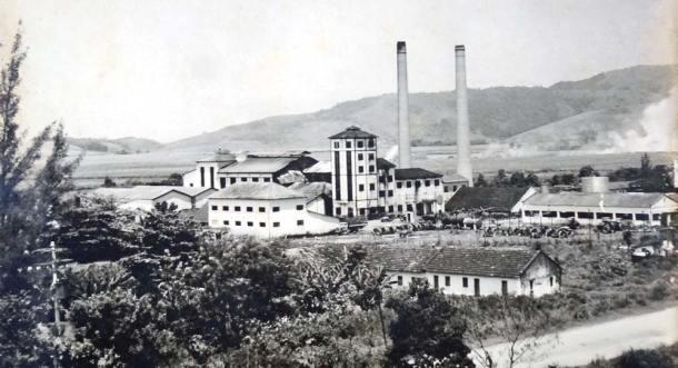 A Usina Santa Luiza foi uma das maiores do Rio de Janeiro, perdendo apenas para uma do município de Campos dos Goytacazes. (Foto: Arquivo Herivelto B. Pinheiro)
