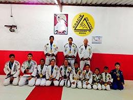 Campeões de jiu-jitsu