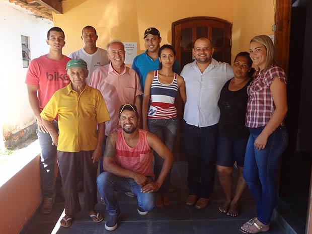 O secretário municipal Jorge Soares lidera uma equipe bem-entrosada, que busca otimizar os resultados das atividades desenvolvidas pela secretaria de Agricultura, Abastecimento e Pesca (Fotos: Edimilson Soares)
