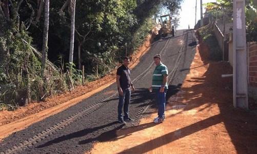 Vereador Kilinho trabalha em prol da comunidade