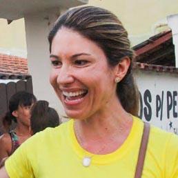 1º lugar, Manoela Peres (PTN)