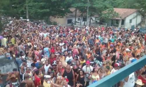 Carnaval deu onda de problemas