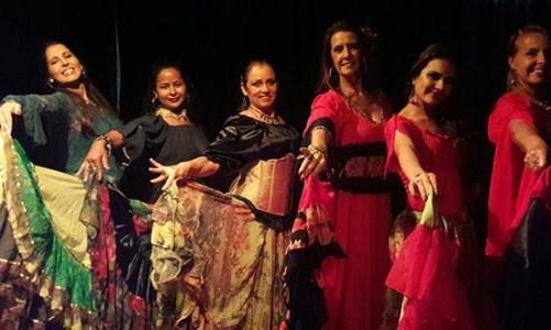 Arte e Dança Cigana
