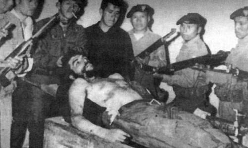 Che Guevara continua vivo na memória dos idealistas