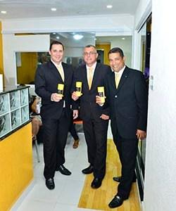 Inaugurado novo escritório de advocacia