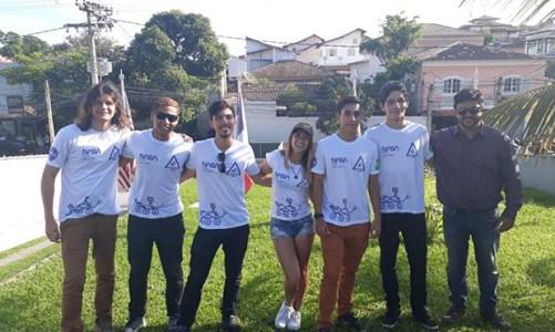 Jovens de Saquarema rumo à NASA