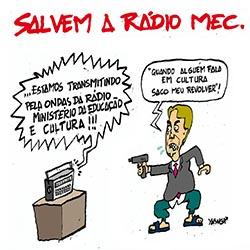 Rádio MEC é extinta pelo governo federal