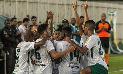 Boavista luta por vaga no Brasileiro